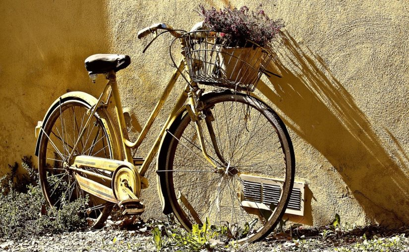 Każdy pasjonat jazdy rowerowej z pewnością oczekuje, aż wszelakie śniegi oraz lody zginą już w niepamięć.